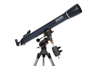 Celestron 21064 AstroMaster 90EQ Refractor Telescope