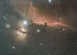 Evostar-80ED astrophotography