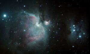 Explore Scientific ED127 astrophotography