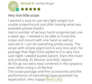 Nexstar 5se review