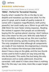 Celestron Inspire 100AZ Review