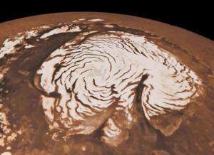 Mars Polar Caps