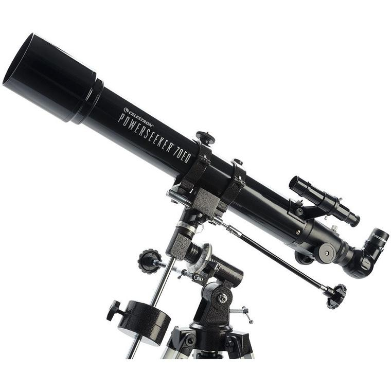 Celestron PowerSeeker 70EQ Review