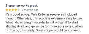 PowerSeeker 80EQ Review