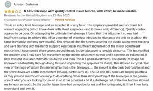 Celestron AstroMaster 130EQ Review