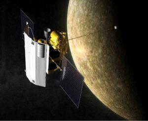 Messenger spaceprobe