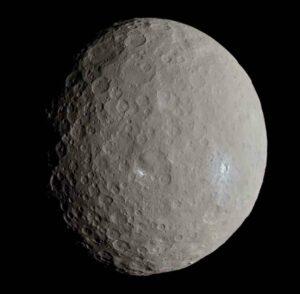 Ceres dwarf planet