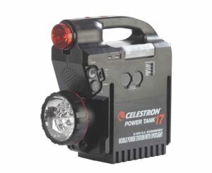 Celestron 18777 PowerTank 17 Rechargeable Power Supply