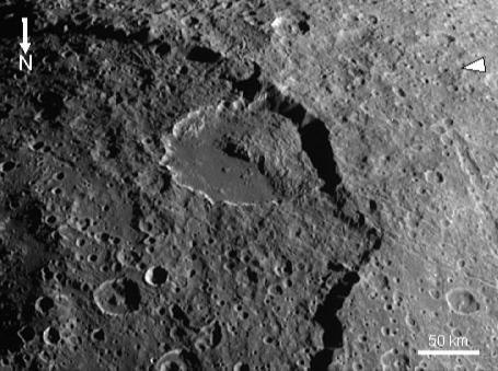 Turgis impact crater