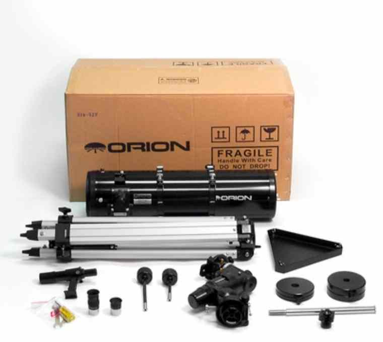Orion AstroView 6 accessories