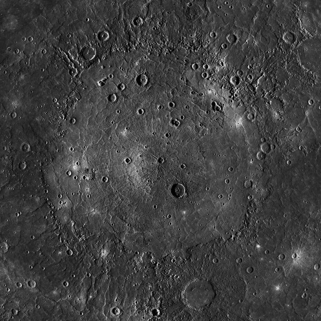 Caloris Planitia