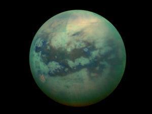 Titan moon