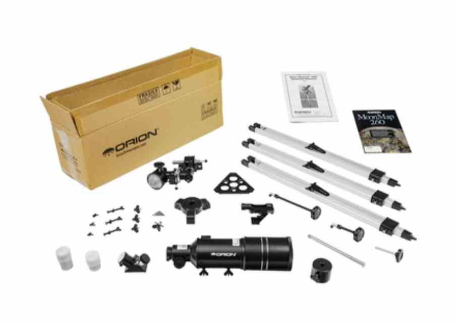 Orion observer 80st accessories