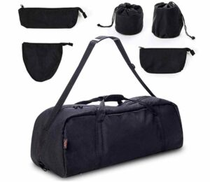 Orion 127EQ PowerSeeker carryon bag